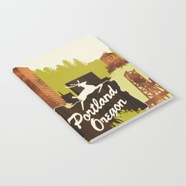 Portland, Oregon Notebook