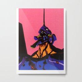 berserk mode Metal Print