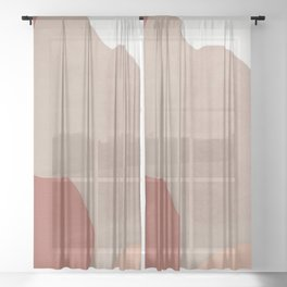 On my Side Sheer Curtain