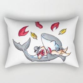 Lobstah Dinnah Rectangular Pillow