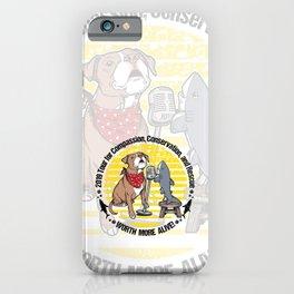(v1) Worth More Alive! iPhone Case