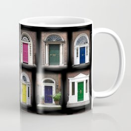 Dublin Doors Coffee Mug