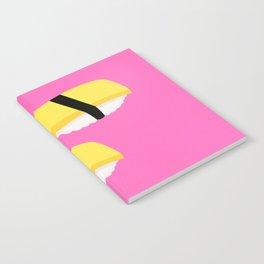 Sushi Notebook