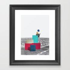 Le pot  Framed Art Print