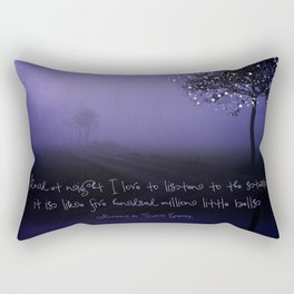 A MILLION STARS Rectangular Pillow