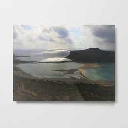 Crete, Greece 3 Metal Print