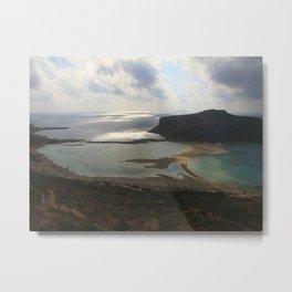 Crete, Greece 3 Metal Print