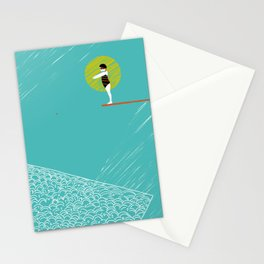 Believing that I can do it and that I am wonderful Stationery Cards