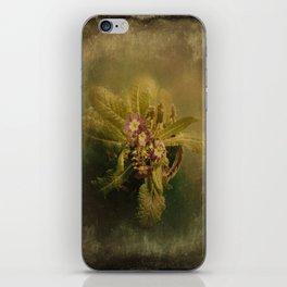 Little Winter Flower iPhone Skin