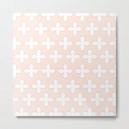 Petite Pastel Collection Metal Print