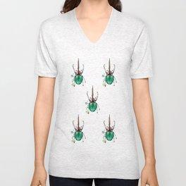 Beetle Unisex V-Neck