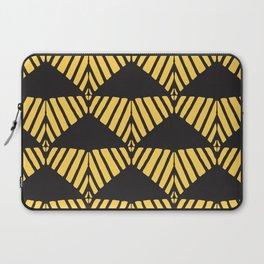 Dune-Black Laptop Sleeve