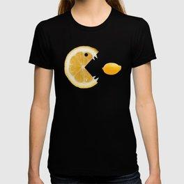 Funny Lemon Eats lemon T-shirt