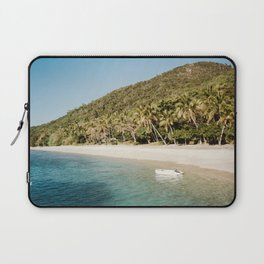 Fitzroy Island | Cairns Australia Tropical Island Beach Sunset Travel Photography Laptop Sleeve