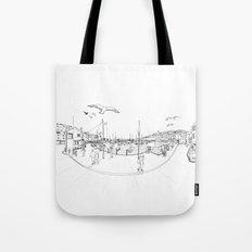 Brixham Tote Bag