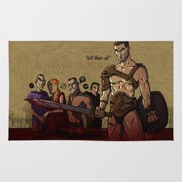 Spartacus Rug