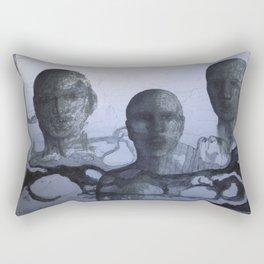The Ancestors Watch Rectangular Pillow