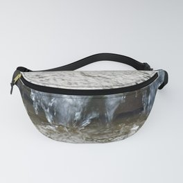 Falling Water (Chipping Sparrow) Fanny Pack