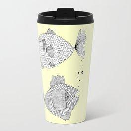 2 fish Travel Mug