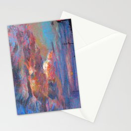 Drive-by Sunset Stationery Cards