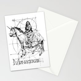 Monoceros Stationery Cards