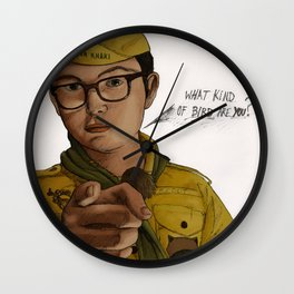 Sam Wall Clock