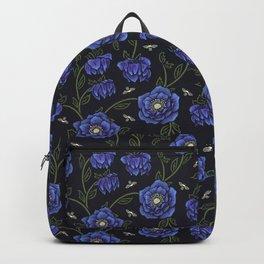 Midnight Hellebore Backpack