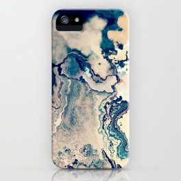~ Desert and Island iPhone Case