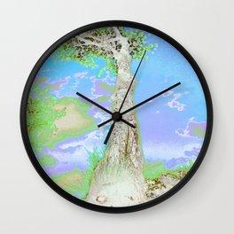 Heights Wall Clock