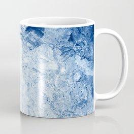 Winter snow Marble Coffee Mug