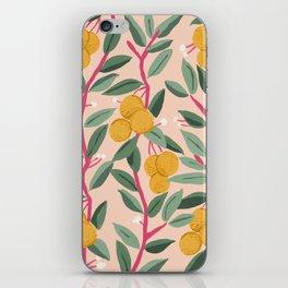 Corsica iPhone Skin