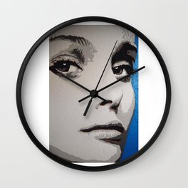 Thy Shall Pass Wall Clock