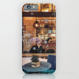 Xmas feeling iPhone Case