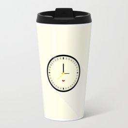 Braun watch Travel Mug