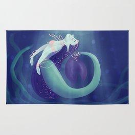 Pearl Mermaid Rug