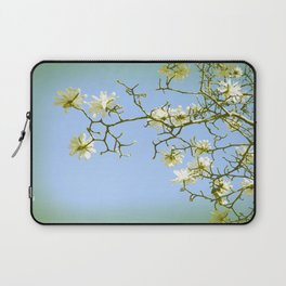 Spring Blossoms photo art by Ann Powell Laptop Sleeve