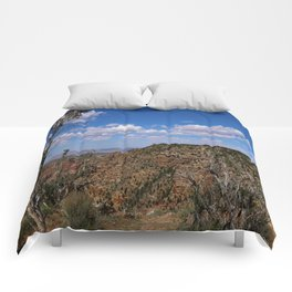 Grand Canyon View From Navajo Point Comforters