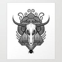 SPIRALMOI Art Print