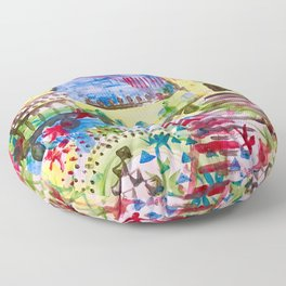 Sintra in Portgual Floor Pillow