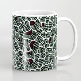 Organic Extrusion Colorway 2 Coffee Mug