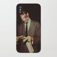 letter iPhone & iPod Cases featuring The Letter by Frank Moth