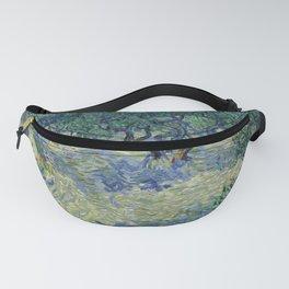 Vincent Van Gogh Olive Orchard Fanny Pack