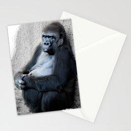 Gorilla Print Stationery Cards