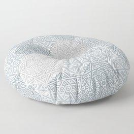Silver Souk Floor Pillow