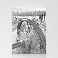 farm Stationery Cards featuring Farm by Justine O'Neil Photography