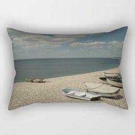 Chesil Beach Rectangular Pillow
