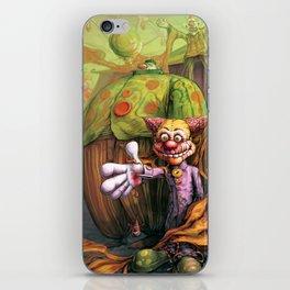 Wellcome iPhone Skin