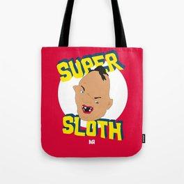 Super Sloth! Tote Bag