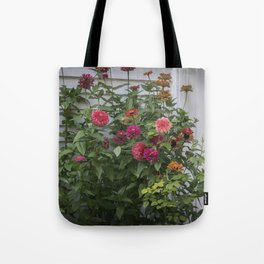 Flowers From Where Dirt Used to Be Tote Bag