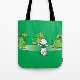 Jurassic Baby Tote Bag